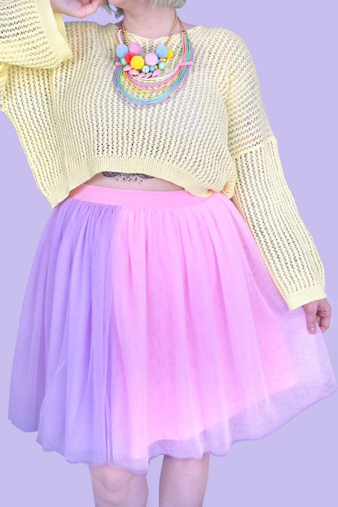 Taffy Tulle Skirt