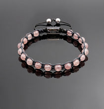 Load image into Gallery viewer, Strawberry Quartz Bracelet
