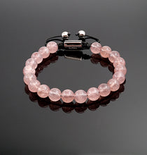 Load image into Gallery viewer, Women's Strawberry Quartz Handmade Beaded Bracelet Adjustable Bracelet