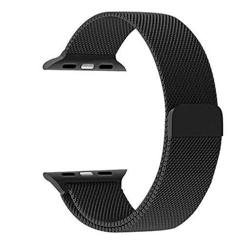 Stainless Steel Magnetic Milanese Loop for 38mm Apple Watch