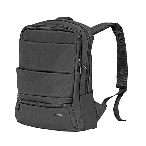 Dual-Pockets Urban Backpack with Multiple Compartments