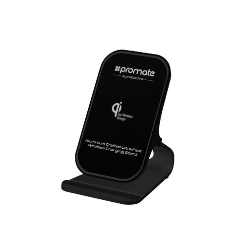 Aluminium Crafted Ultra-Fast Wireless Charging Stand