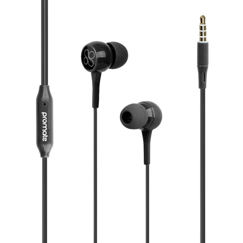 Dynamic In-Ear Stereo Wired Earphone with Microphone