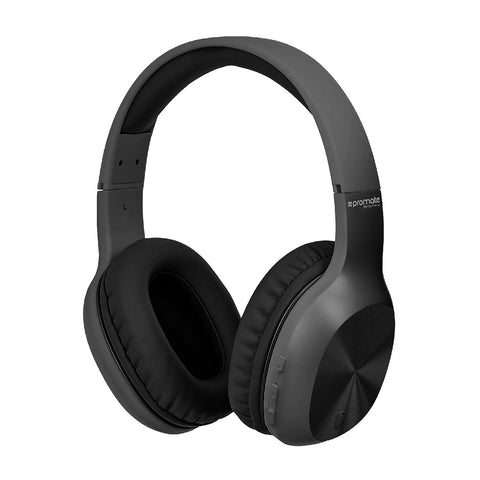 Hi-Fi On-Ear Wireless Headset with Passive Noise Cancellation