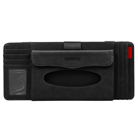 Multi-Function Car Visor Organizer
