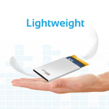 Ultra-Slim RFID Blocking Card Case
