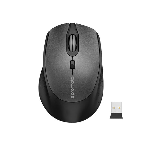 2.4GHz Wireless Optical Mouse with Precision Scrolling