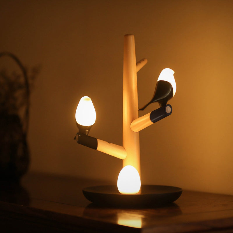 Motion & Touch Sensitive Soothing LED Light Tree