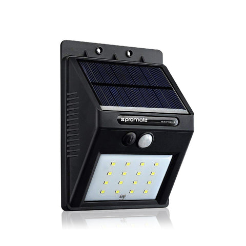 Premium Solar Powered LED Light with Intelligent Motion Sensors