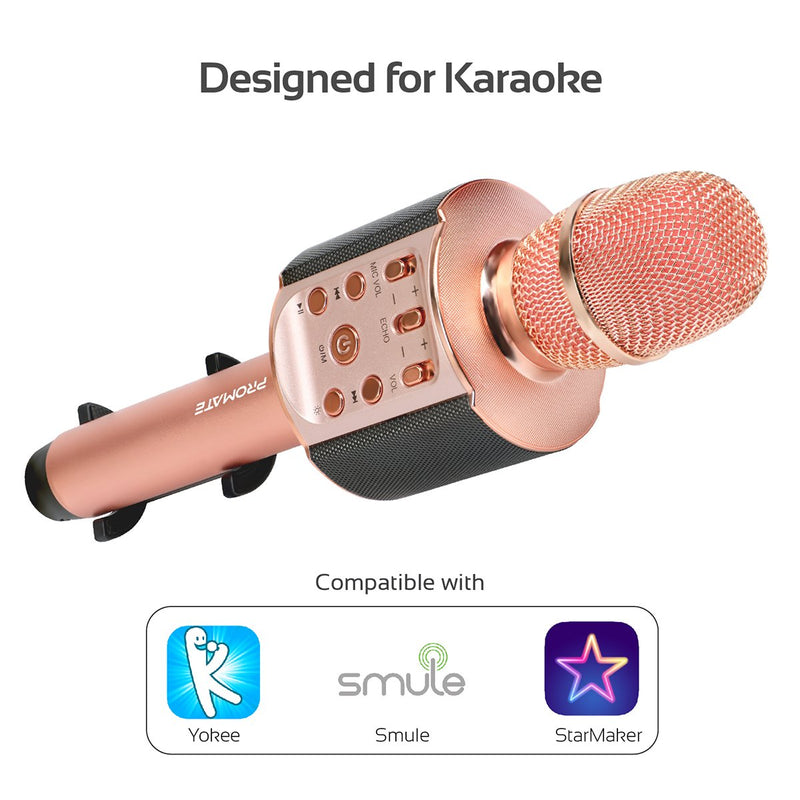 VocalMic-4 Rose Gold