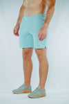 Krotan Switchback sky blue athletic fit athletic short for men