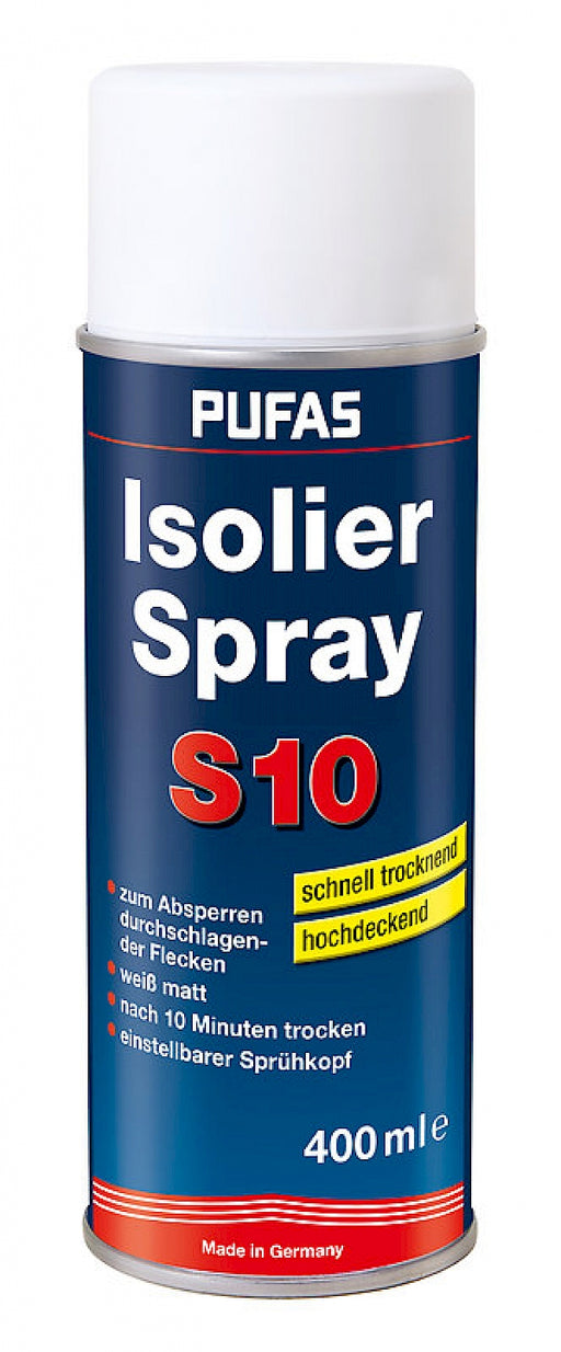 PUFAS Isolierspray S10 / 400ml