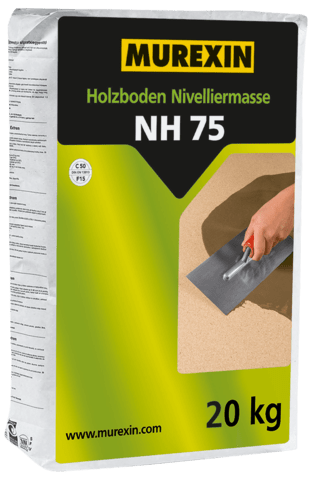 MUREXIN Holzboden Nivelliermasse NH 75 / 20kg