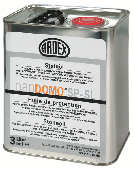 ARDEX panDOMO® SP-SL Steinöl