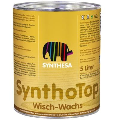SYNTHESA SynthoTop Wischwachs