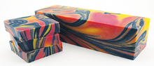"Load image into Gallery viewer, ""Bliss"" orange patchouli amber vanilla cold process soap bar"
