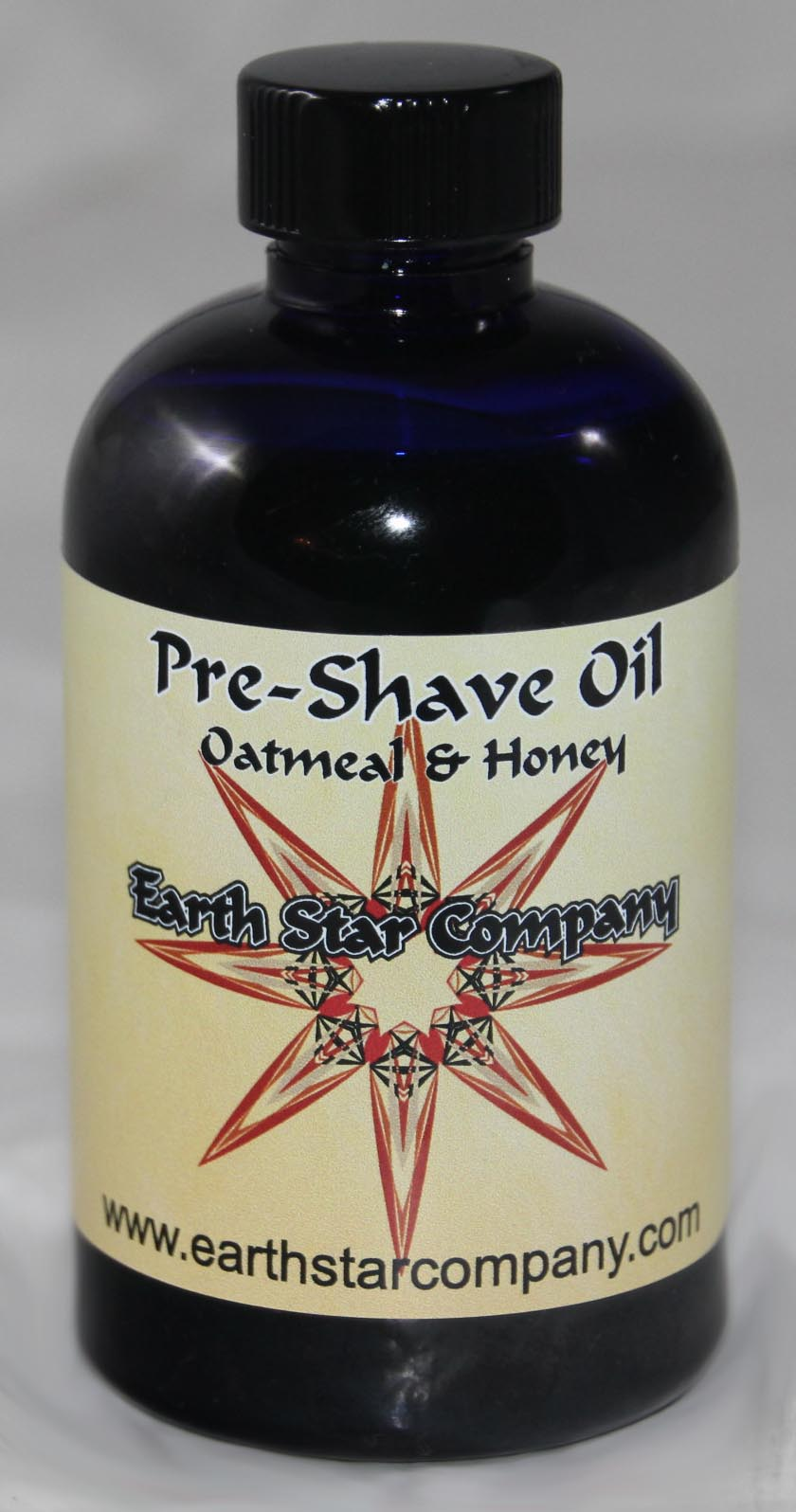 Premium Pre-Shave Oil Oatmeal & Honey