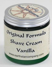 Load image into Gallery viewer, Original Formula Shaving Cream Vanilla Scent