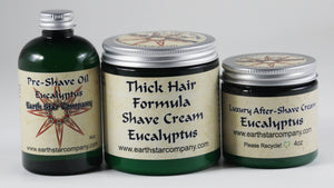 Thick Hair Formula Shave Set