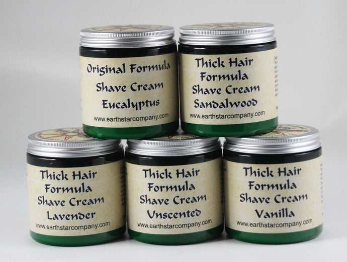 Thick Hair Formula Shave Cream