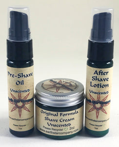 Original Formula Shaving Travel Kit Unscented