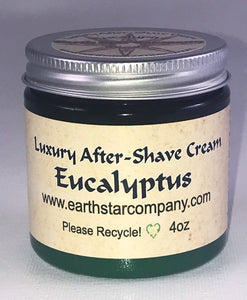 Luxury After-Shave Cream
