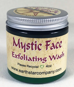 Mystic Exfoliating Face Wash