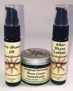 Original Formula Shaving Travel Kit Sandalwood