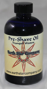 Premium Pre-Shave Oil Tranquil Waters