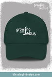 Growing into Jesus | Ball Cap
