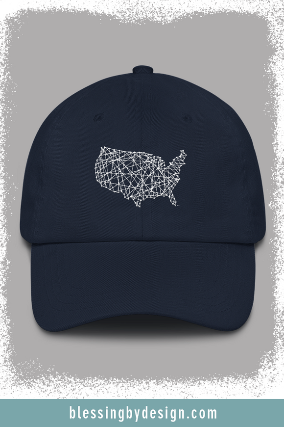 U.S. String Art | Ball Cap