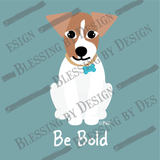 Russell Bold (Youth) | Front | © Blessing by Design