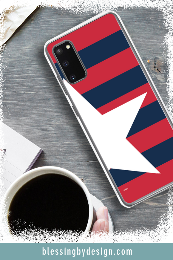 USA BIG Star | Samsung Phone Case