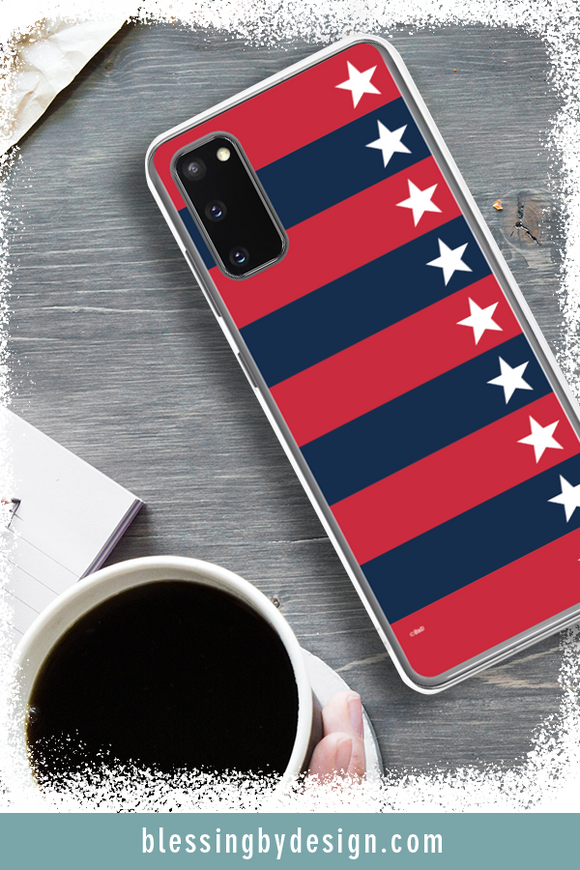 USA Stars & Stripes | Samsung Phone Case