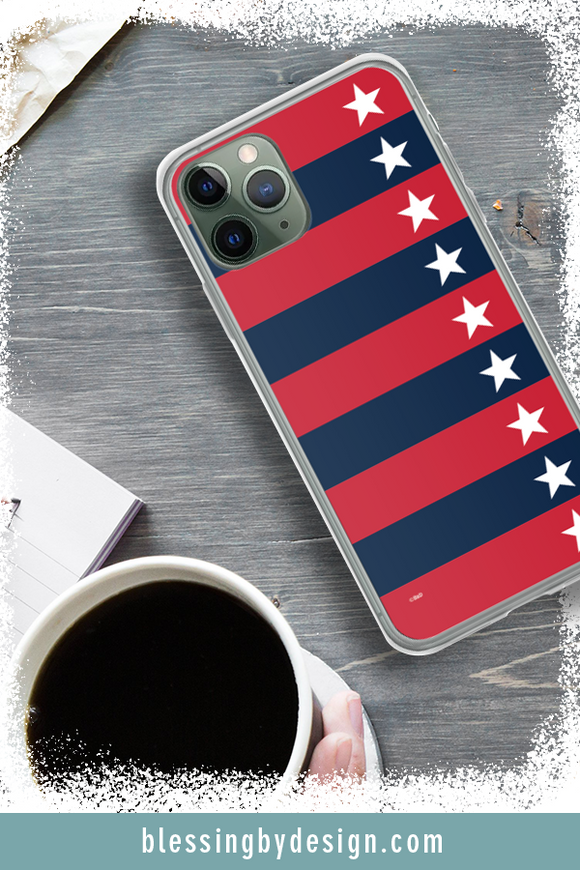 USA Stars & Stripes | iPhone Case