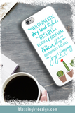 The Wilderness | iPhone Case