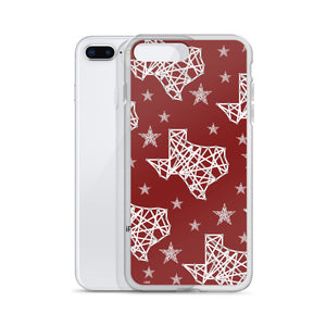 Texas String Art | iPhone Case