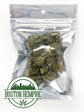 Load image into Gallery viewer, 500 Units - 1/8oz Retail Bags of Elektra Hemp Flower