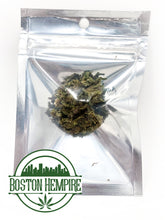 Load image into Gallery viewer, 1000 Units - 1 gram Retail Bags of Elektra Hemp Flower