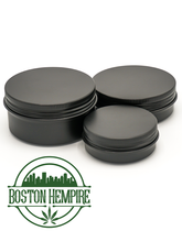 Load image into Gallery viewer, 30 Pack Organic Boston Sauce 1/8oz Tins - 13.5% CBD