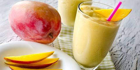 Mango Mania Breakfast Smoothie