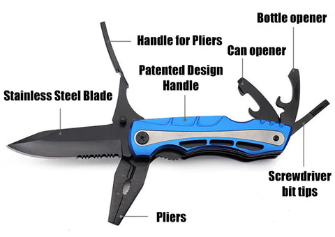 Multi Tools Pocket Knife