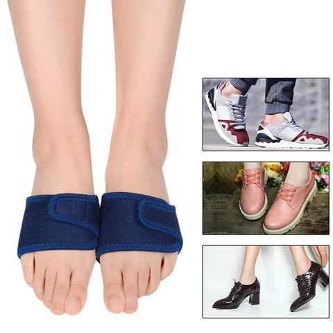 Elastic Silica Gel High Arch Support (1 Pair)