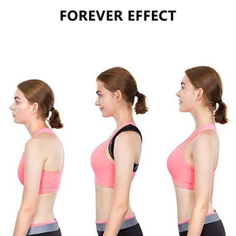 BackWellness™ Posture Corrector (Adjustable to All Body Sizes)