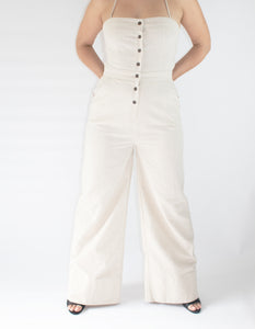 Sweet Backless Jumpsuit