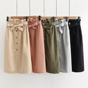 Summer Autumn Skirts Women