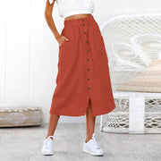 Skirt юбка Skirts Womens Long Skirt