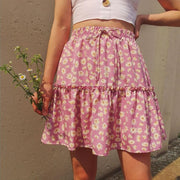 New Ladies Summer Skirt Women