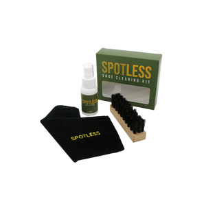Spotless Shoe Cleaning Kit