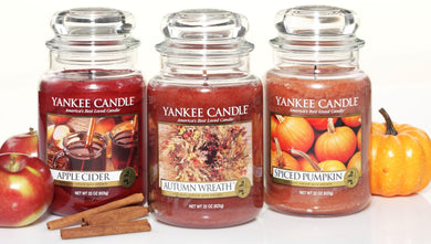Yankee Fall candle kit